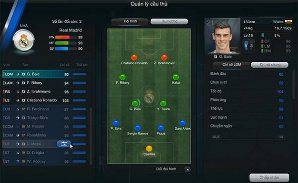 FIFA Online 3: Một số gợi ý để lội ngược dòng thành công 5