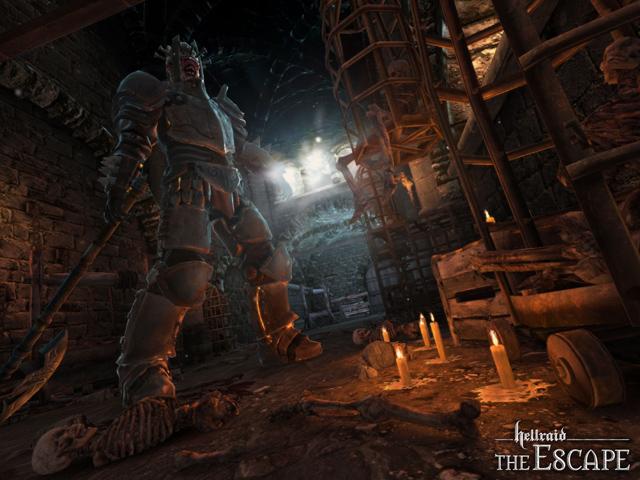 Lộ diện trailer giới thiệu của Hellraid: The Escape 2