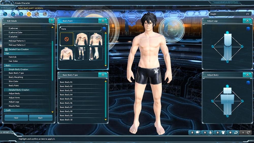 Soi khâu tạo hình nhân vật của Phantasy Star Online 2 - Ảnh 2