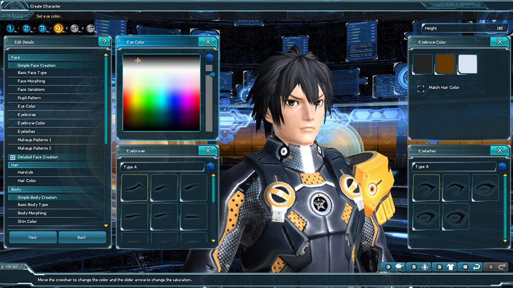 Soi khâu tạo hình nhân vật của Phantasy Star Online 2 - Ảnh 3