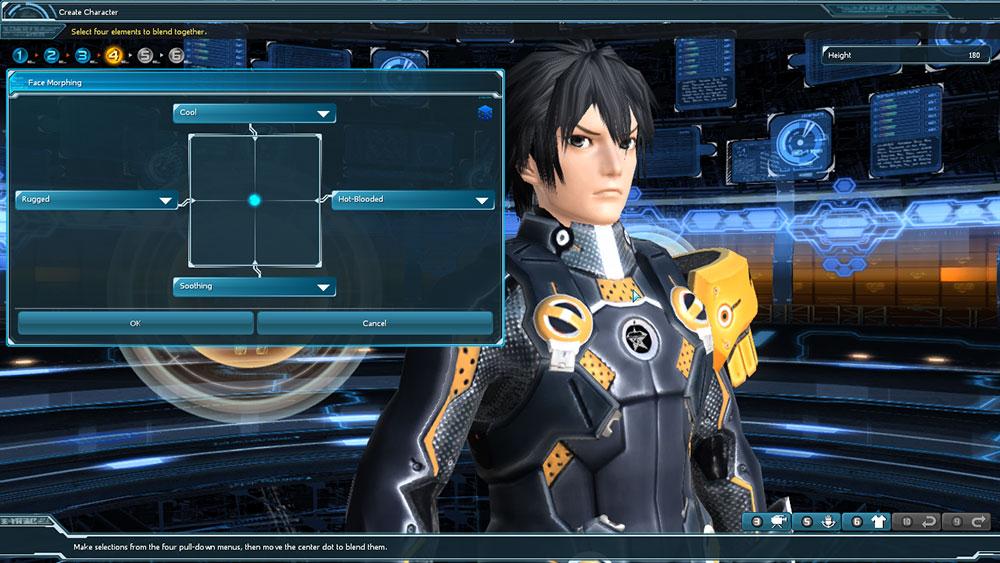 Soi khâu tạo hình nhân vật của Phantasy Star Online 2 - Ảnh 4
