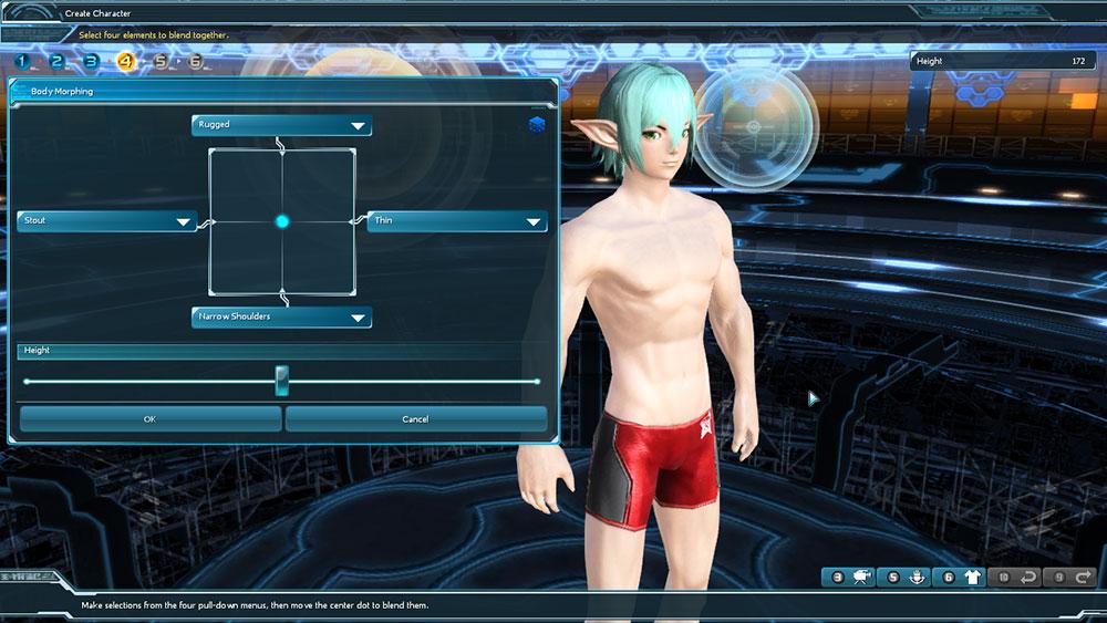 Soi khâu tạo hình nhân vật của Phantasy Star Online 2 - Ảnh 5