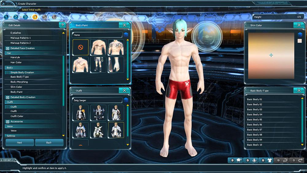 Soi khâu tạo hình nhân vật của Phantasy Star Online 2 - Ảnh 6