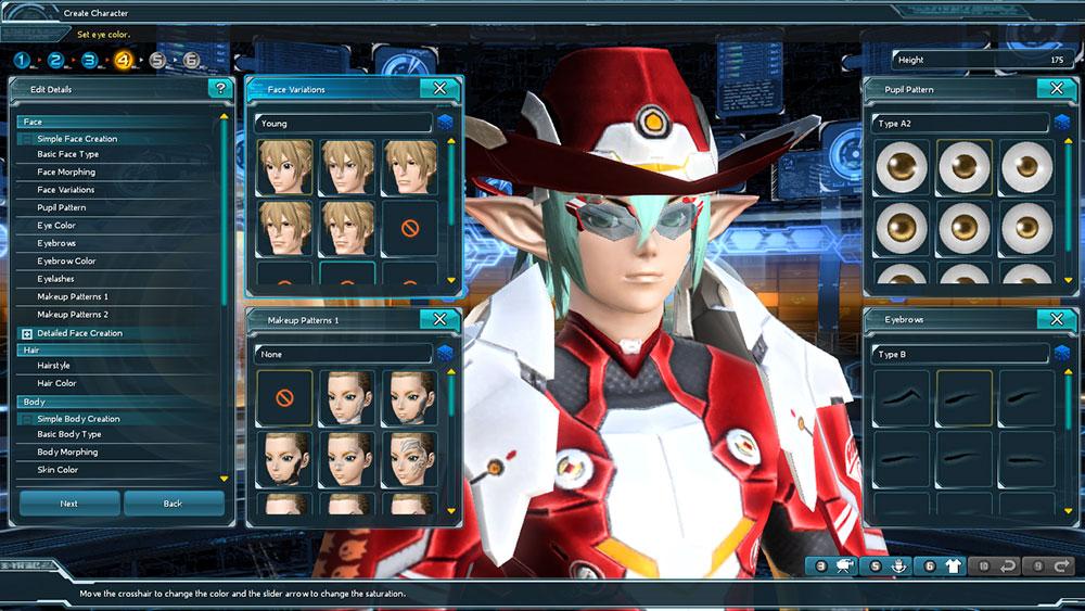 Soi khâu tạo hình nhân vật của Phantasy Star Online 2 - Ảnh 7