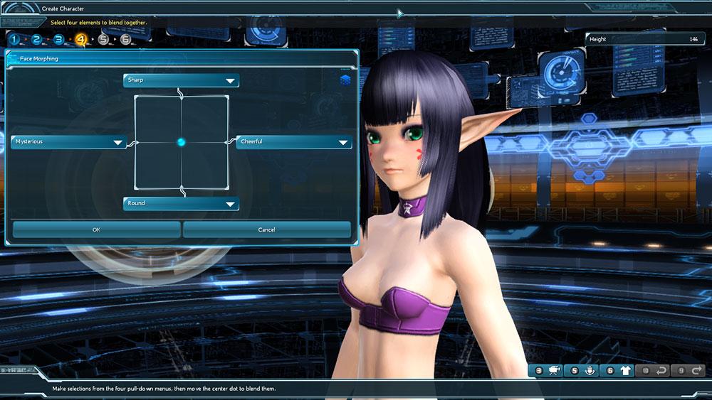 Soi khâu tạo hình nhân vật của Phantasy Star Online 2 - Ảnh 10
