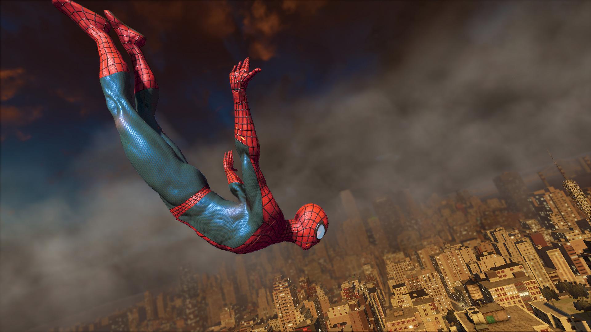 Ngắm The Amazing Spider-Man 2 phiên bản PS4 - Ảnh 2
