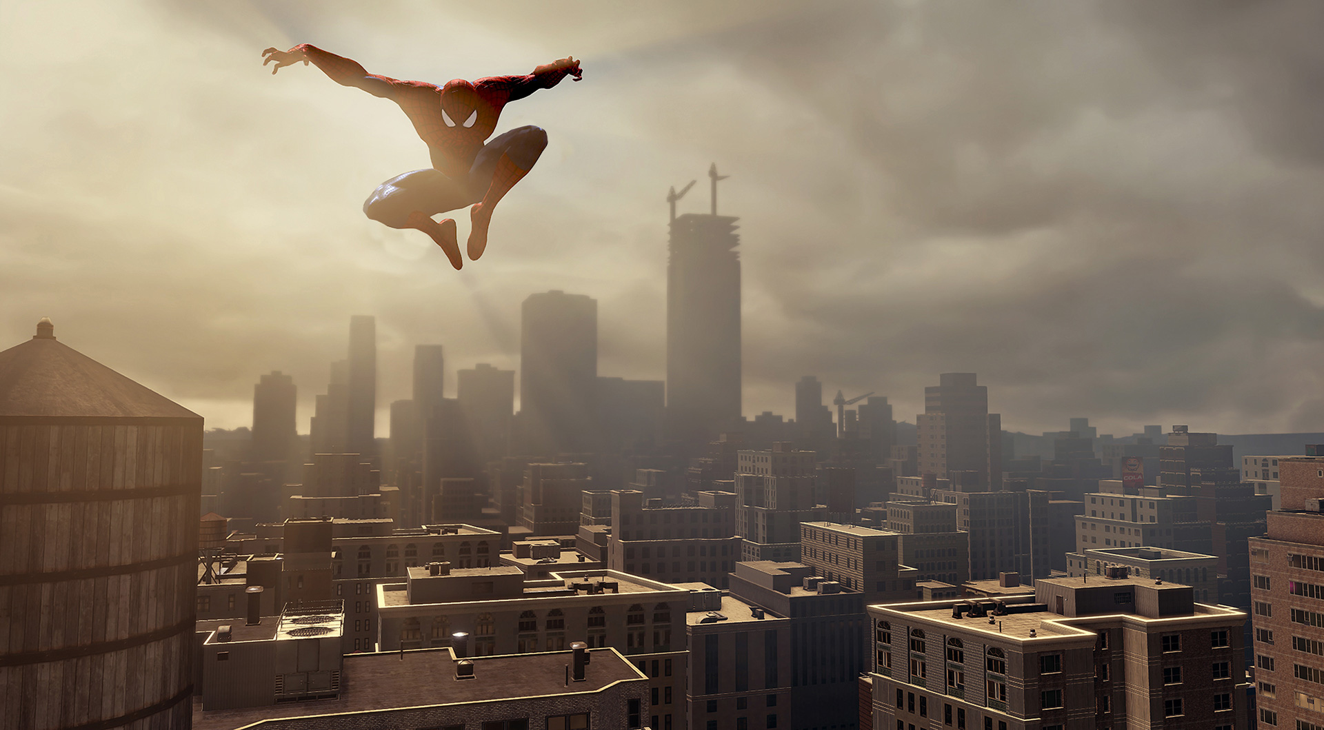 Ngắm The Amazing Spider-Man 2 phiên bản PS4 - Ảnh 3