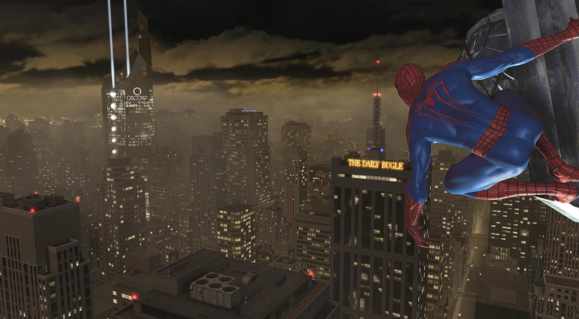 Ngắm The Amazing Spider-Man 2 phiên bản PS4 - Ảnh 4