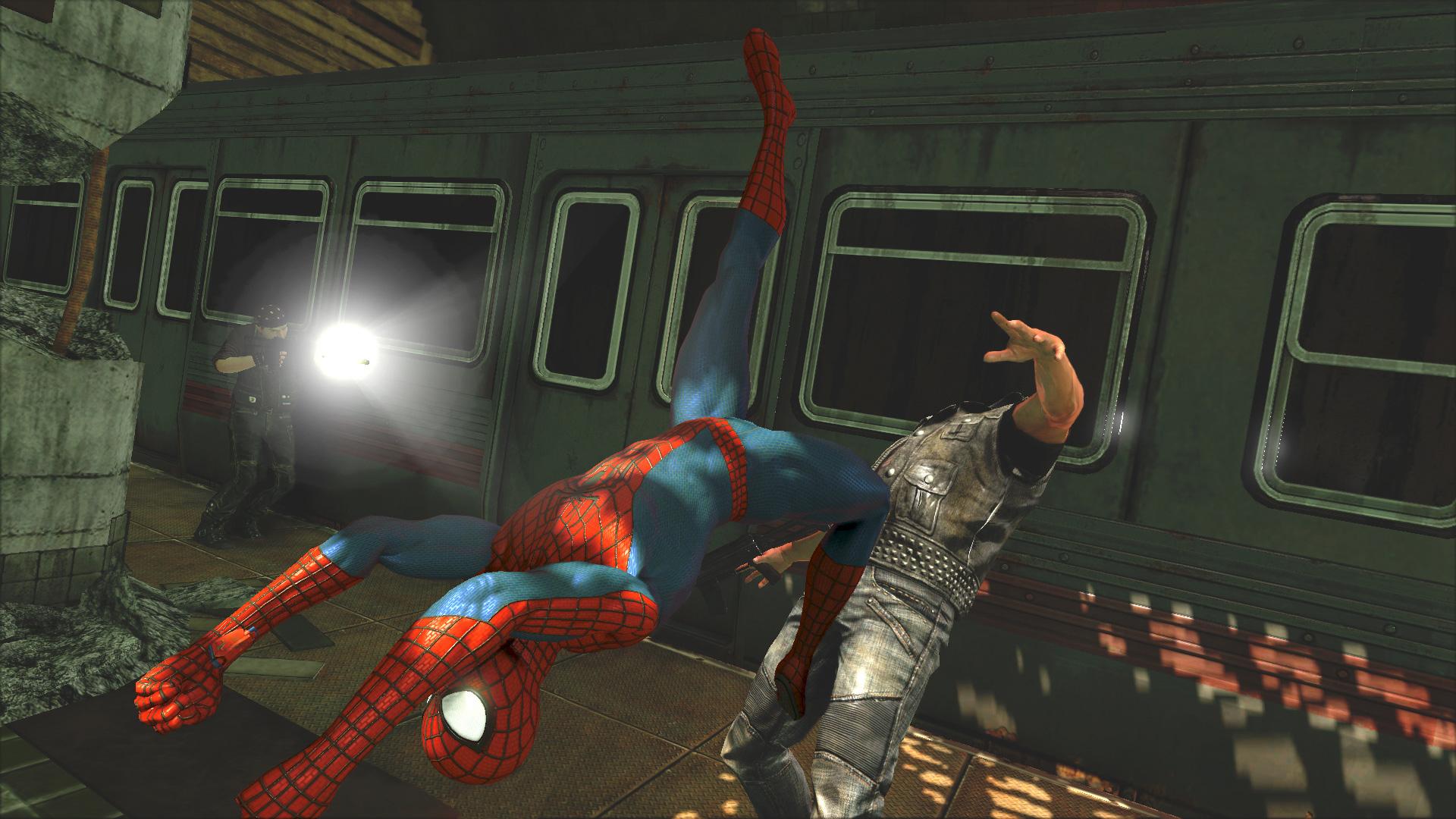 Ngắm The Amazing Spider-Man 2 phiên bản PS4 - Ảnh 6