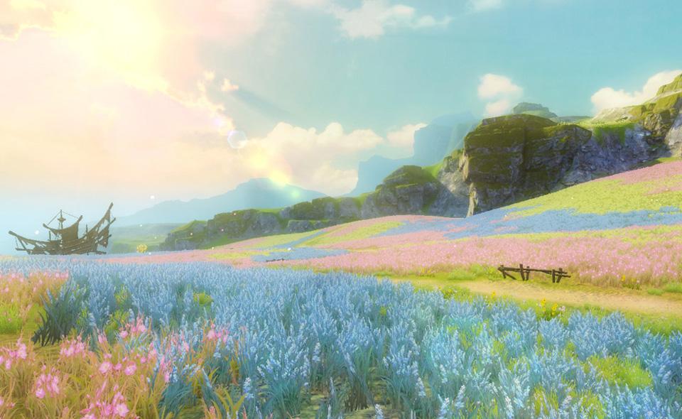 Ngắm phong cảnh trong Thiên Dụ của NetEase - Ảnh 1