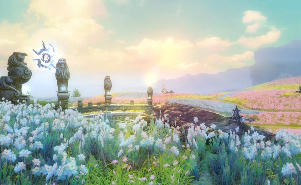 Ngắm phong cảnh trong Thiên Dụ của NetEase - Ảnh 3