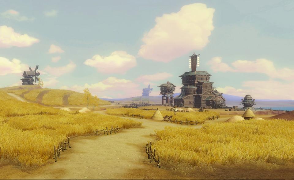Ngắm phong cảnh trong Thiên Dụ của NetEase - Ảnh 4