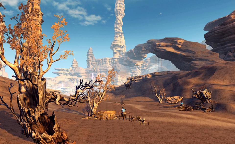 Ngắm phong cảnh trong Thiên Dụ của NetEase - Ảnh 8