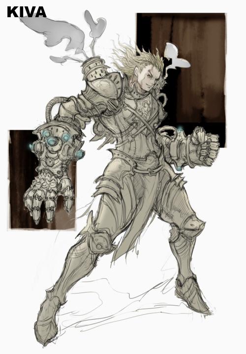 Nexon hé lộ về 5 nhân vật mới trong Mabinogi Heroes 1