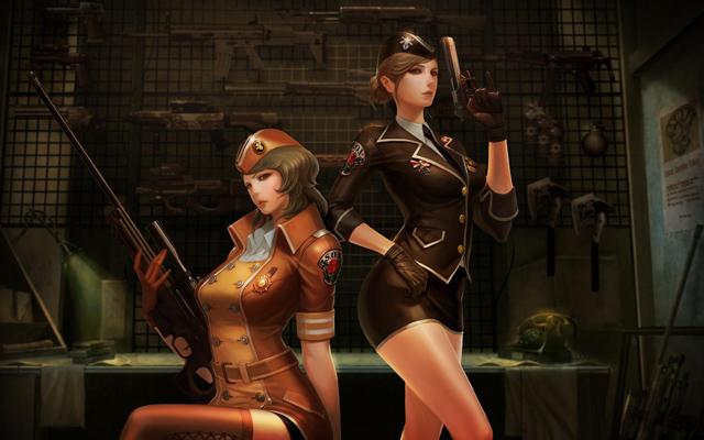 Đột Kích: GameLandVN tặng giftcode Chợ Quân Trang 1