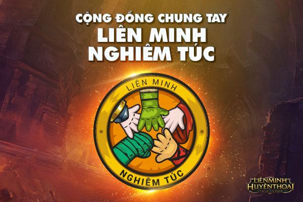 """Vietnam Esports ra mắt chiến dịch """"Liên Minh nghiêm túc"""" 1"""