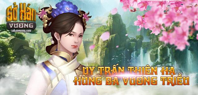 GameLandVN tặng 300 giftcode Sở Hán Vương 2