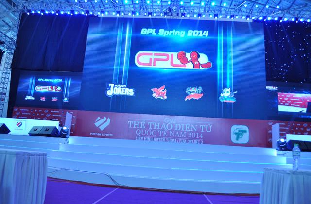 Giải TTDT Quốc Tế 2014: Nóng trước giờ G 14