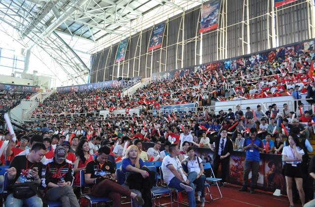 Giải TTDT Quốc tế 2014 chính thức khởi tranh 3