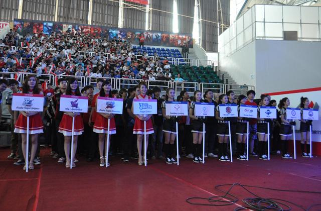 Giải TTDT Quốc tế 2014 chính thức khởi tranh 7