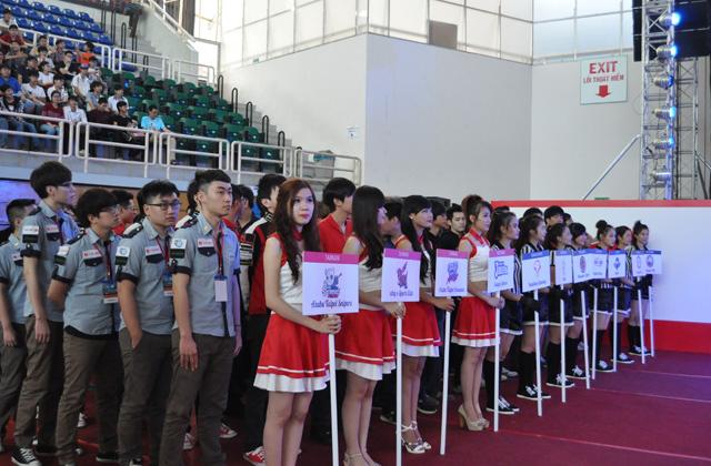 Giải TTDT Quốc tế 2014 chính thức khởi tranh 8