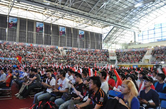 Giải TTDT Quốc tế 2014 chính thức khởi tranh 4