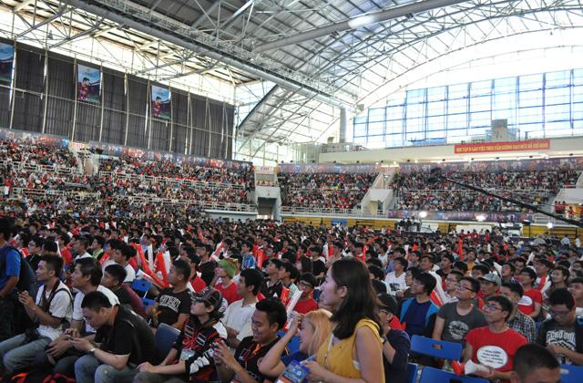 Giải TTDT Quốc tế 2014 chính thức khởi tranh 5