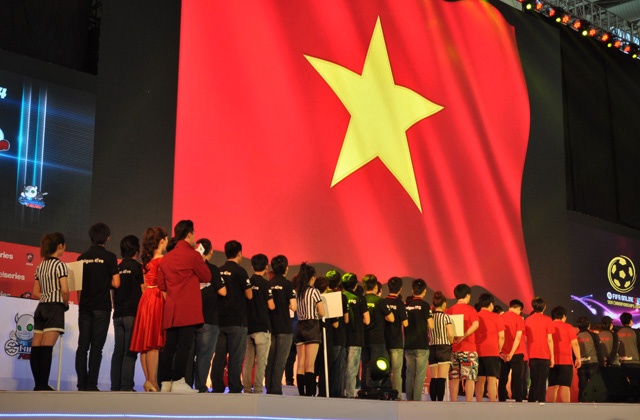 Giải TTDT Quốc tế 2014 chính thức khởi tranh 11