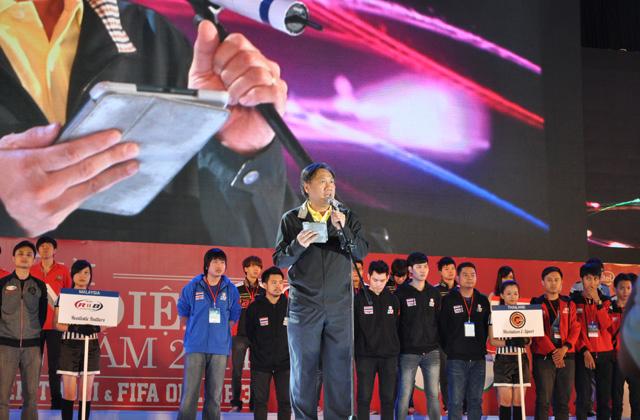 Giải TTDT Quốc tế 2014 chính thức khởi tranh 12