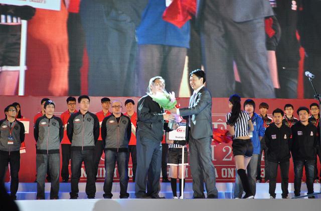 Giải TTDT Quốc tế 2014 chính thức khởi tranh 13