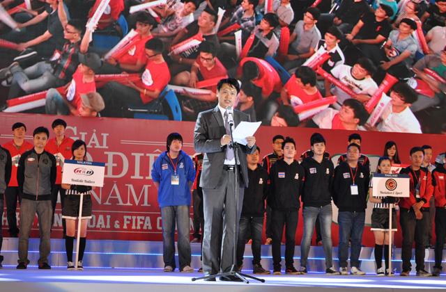 Giải TTDT Quốc tế 2014 chính thức khởi tranh 16