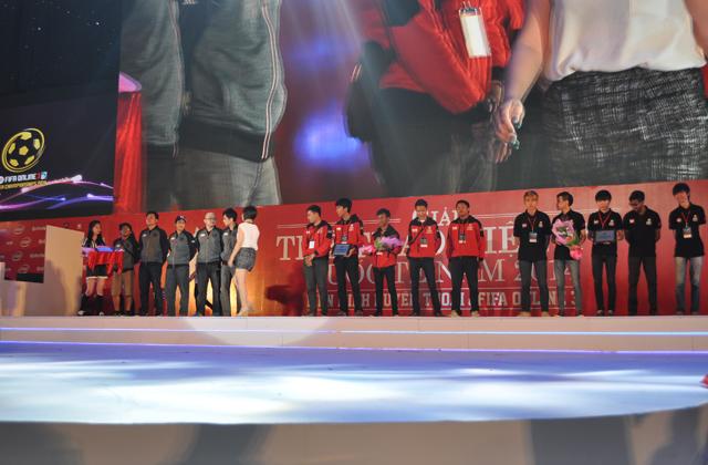 Giải TTDT Quốc tế 2014: Trao giải bộ môn FIFA Online 3 3
