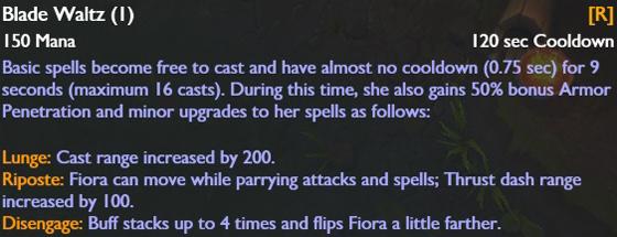 """LMHT: Fiora và Warwick sắp được lên """"bàn mổ"""" 2"""