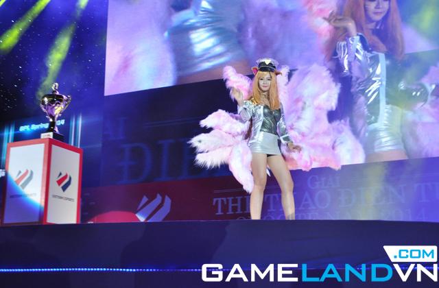 Giải TTDT Quốc tế 2014: Những bộ cosplay xuất sắc 4