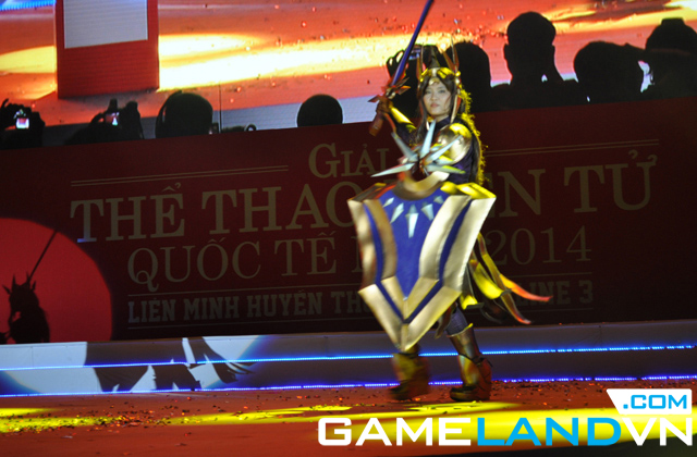 Giải TTDT Quốc tế 2014: Những bộ cosplay xuất sắc 21
