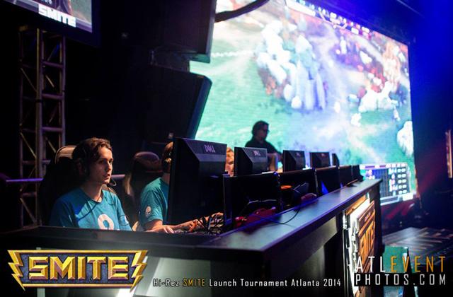 TSM vô địch SMITE Launch Tournament 4