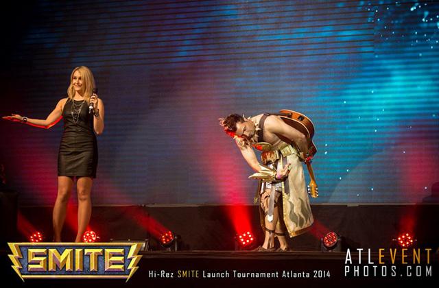 TSM vô địch SMITE Launch Tournament 19
