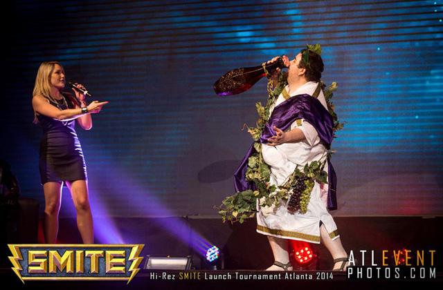 TSM vô địch SMITE Launch Tournament 26