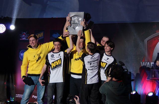 Na'vi vô địch Wargaming.net League Grand Finals 2014 1