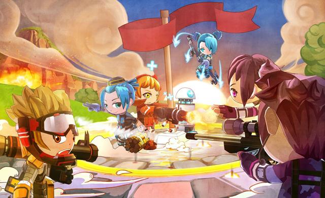 GameLandVN tặng giftcode Thiên Hà Đại Chiến 1