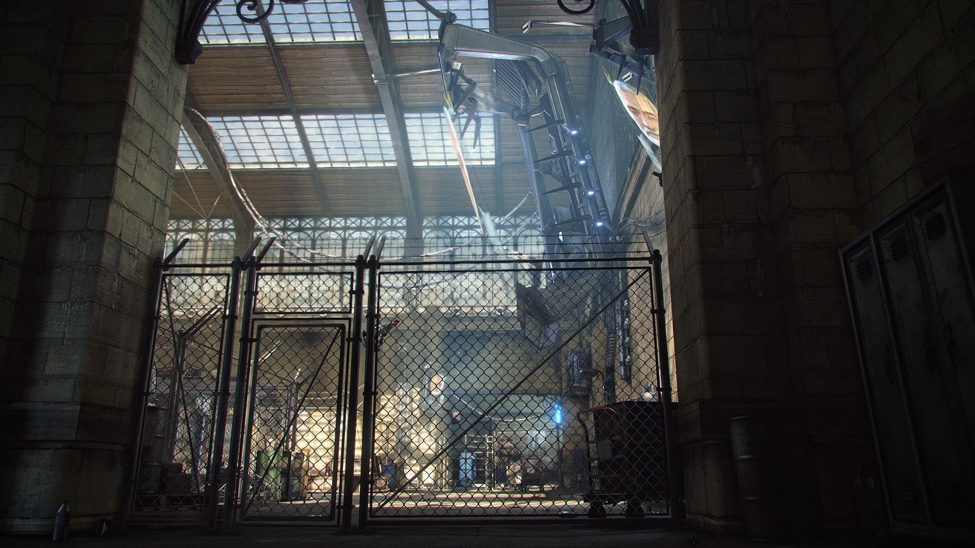 Lộ diện hình ảnh của Half-Life 2 trên Unreal Engine 3 2