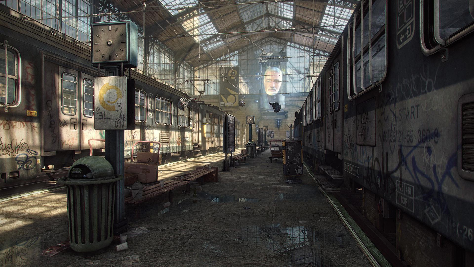 Lộ diện hình ảnh của Half-Life 2 trên Unreal Engine 3 4