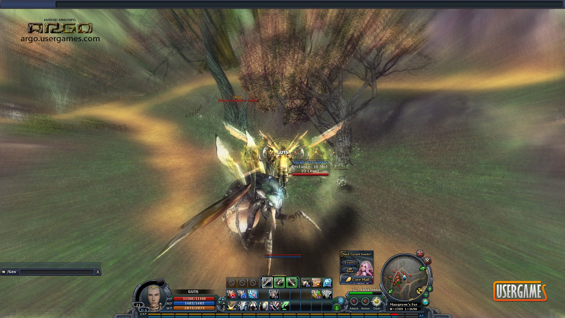 Games Masters phát hành Argo Online tại châu Âu - Ảnh 1