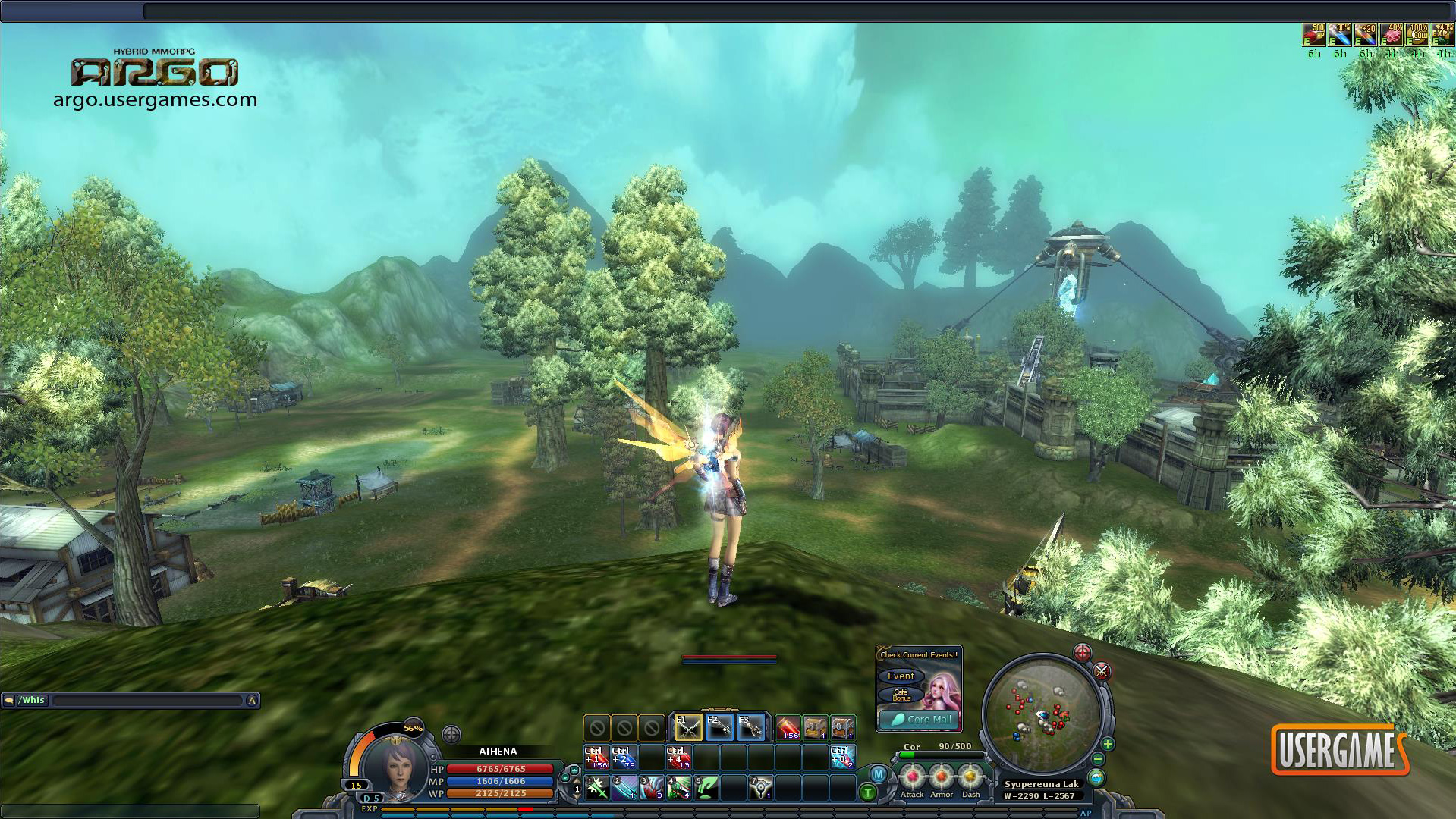 Games Masters phát hành Argo Online tại châu Âu - Ảnh 4