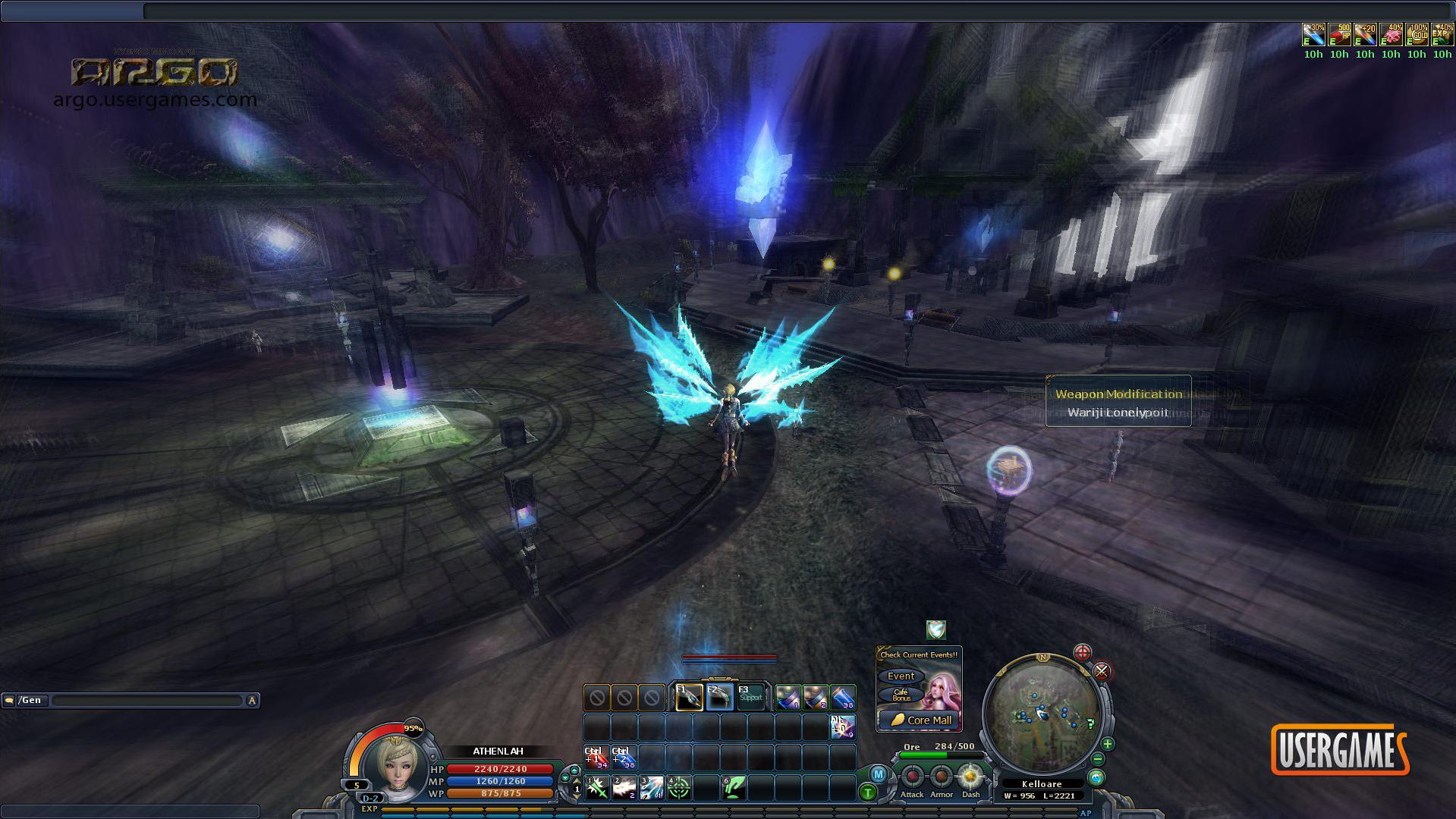 Games Masters phát hành Argo Online tại châu Âu - Ảnh 5
