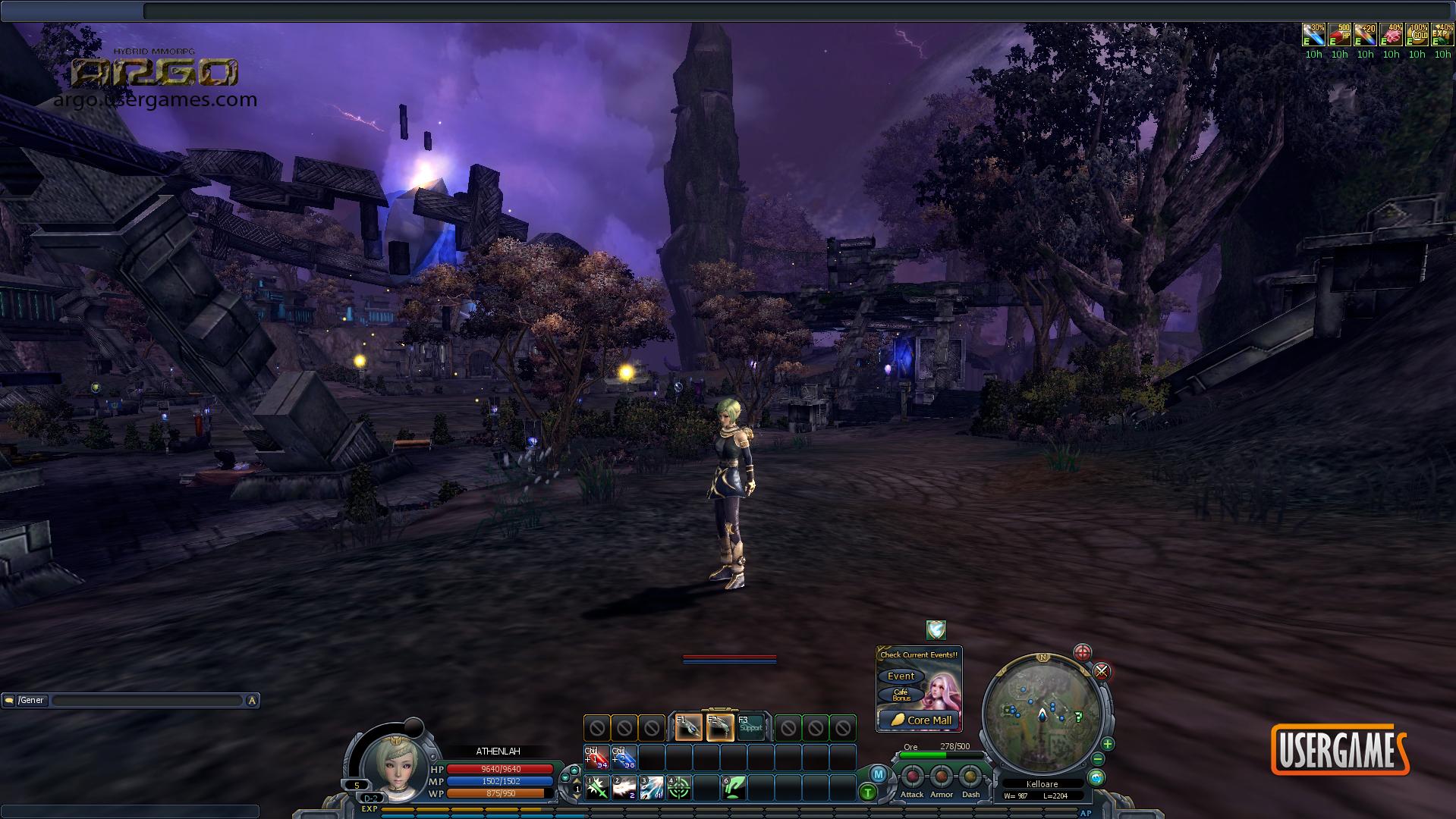 Games Masters phát hành Argo Online tại châu Âu - Ảnh 9