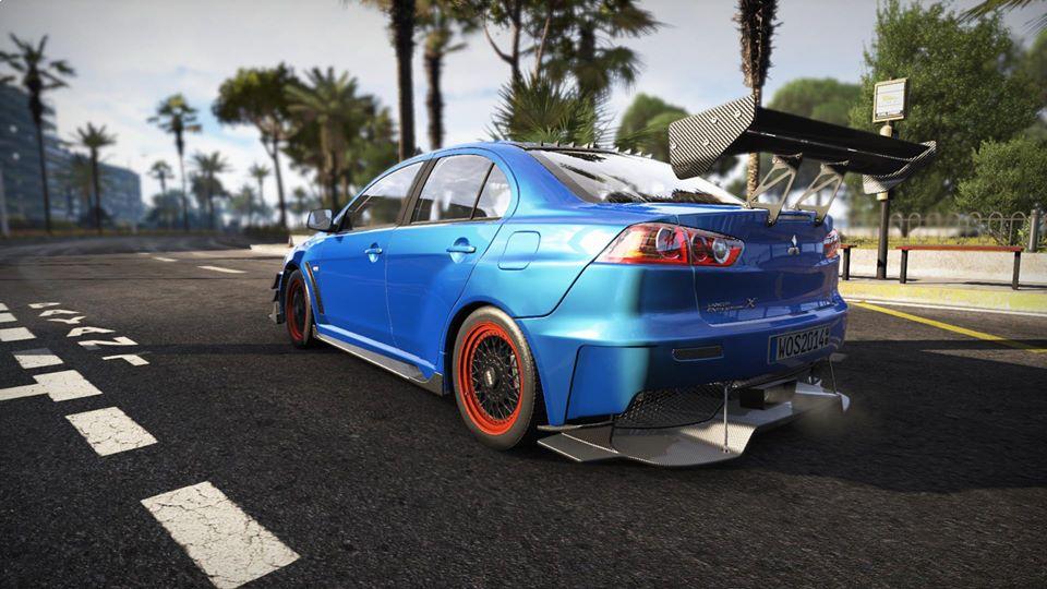 Ngắm các siêu xe trong World of Speed - Ảnh 8