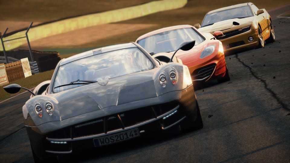 Ngắm các siêu xe trong World of Speed - Ảnh 14