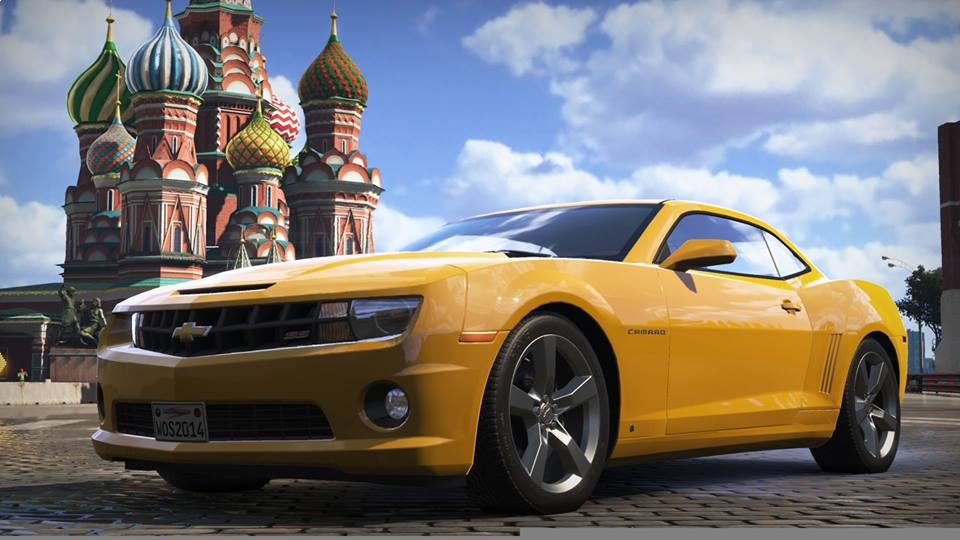 Ngắm các siêu xe trong World of Speed - Ảnh 17