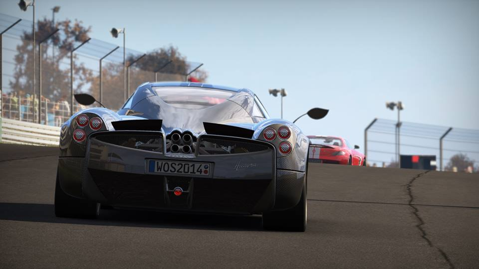 Ngắm các siêu xe trong World of Speed - Ảnh 20